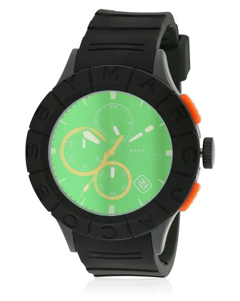 Marc Jacob With Date marc by marc buzz track mens mbm5546 jacobtime