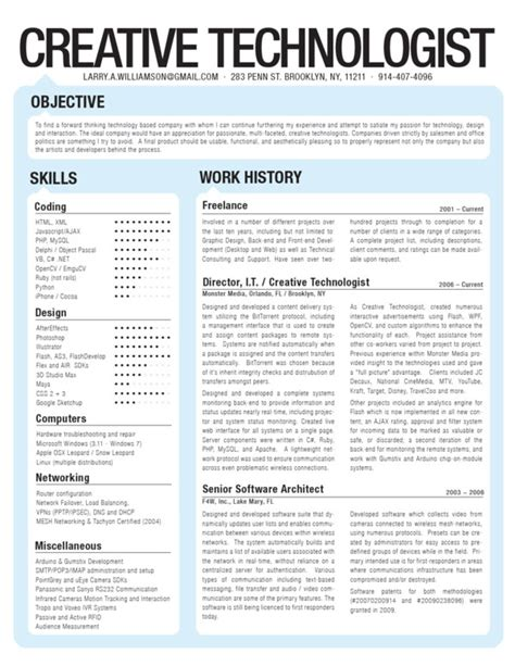 get inspired check out these 24 awesomely designed resumes ned hardy ned hardy