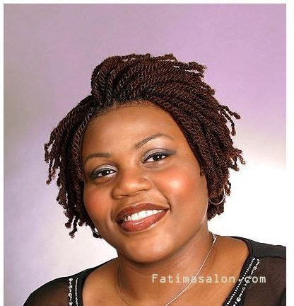 Twist Hairstyles With Extensions by Two Strand Twists With Extension Strand Twist