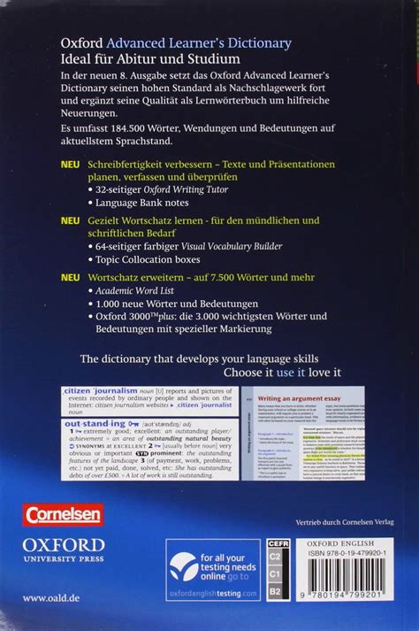 Oxford Advanced oxford advanced learner s dictionary 8th edition pdf ebook