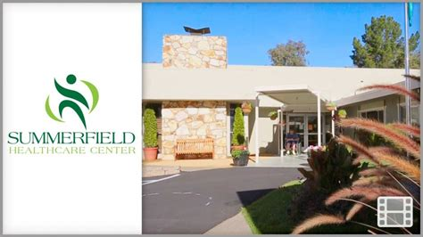 Detox Center Santa Rosa by Summerfield Healthcare Center Nursing Home Rehab