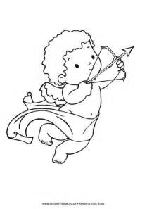 cupid coloring pictures cupid colouring page
