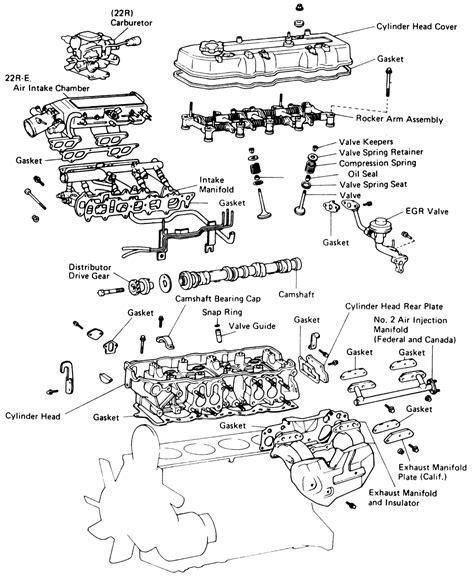 toyota 22r engine torque specs 1980 toyota 22r cylinder torque specs autos post