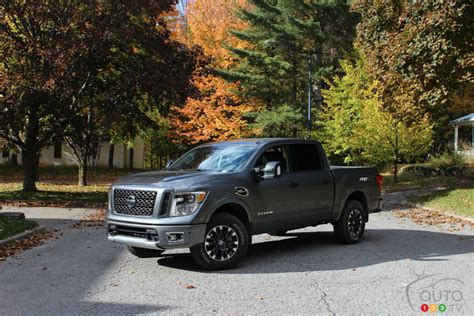 2017 nissan titan 2017 nissan titan and titan xd drive car reviews