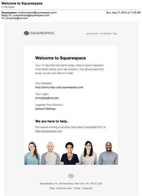 onboarding email template onboarding emails exles ideas and best practices
