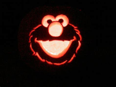elmo pumpkin template that s what she said an elmo s world
