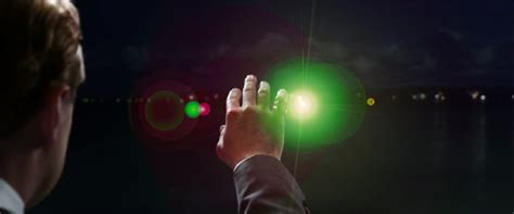 what does the green light in the great gatsby alita the green light