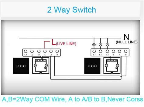 unorthodox 2 way wiring livolo switch diynot forums
