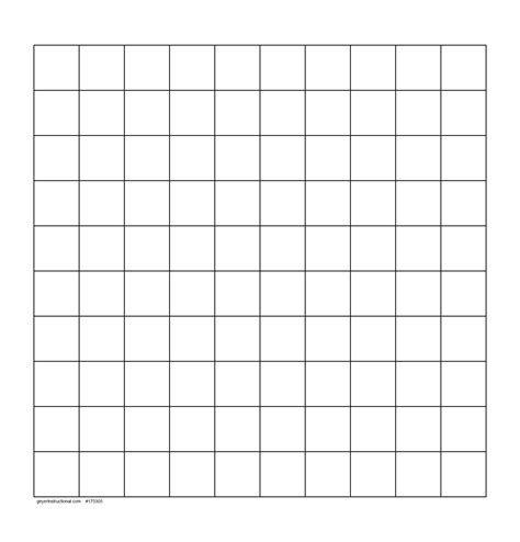 magnet erase grid 2 squares graphing supplies