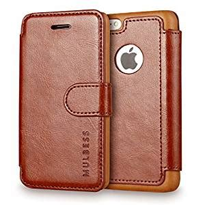 Flip Leather Cover Inspire 360 Exclusive Series iphone 5c wallet mulbess layered dandy