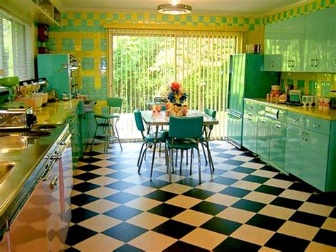 50s kitchen retro 50s style kitchen design ideas pinterest