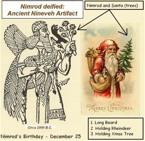 catholic christian meaning of christmas tree nephilim wade venden