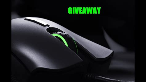 Razer Mouse Giveaway - razer naga mouse giveaway closed youtube