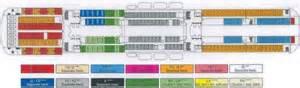 deck 8 kiel kiel oslo kiel color magic color line