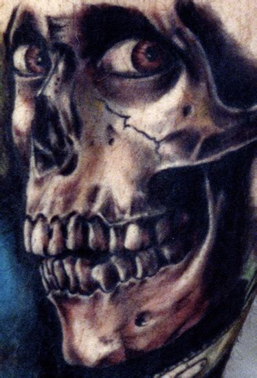 good clean fun tattoo evil dead 2 by dave attonito tattoonow