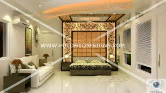 Panel Blinds Ikea Master Bedroom Designs By Futomic Designs In Noida India