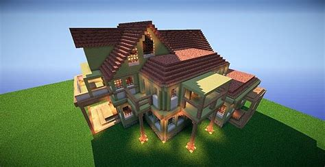 House Mod house using gulliver mod minecraft project