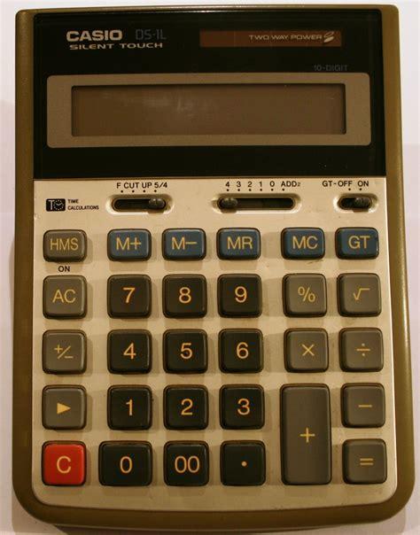 Kalkulator Casio Dj 220d Dj 240d casio ds 1l ordinateurs de poche calculatrices casio pb fx cfx pockets casio ds 1l