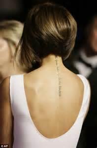 Celebrities With Short Hair Victoria Beckham » Home Design 2017