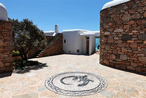 greek home designs house in mykonos by bc estudio architects delood