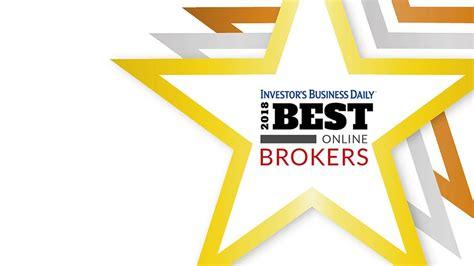 best stock broker best brokers for 2018 the 5 best stock brokers for your