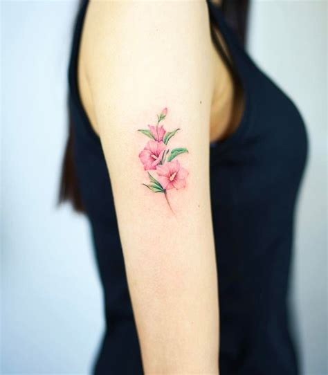 rose of sharon tattoo best 25 of ideas on hummingbird