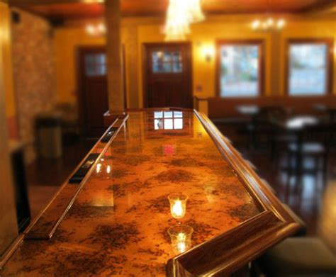 how to finish a bar top bar top epoxy resin photos page 2