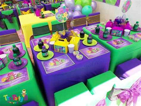 barney themed decorations barney themed cape town the b