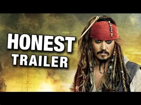 the pirates of the caribbean series an honest trailer for the pirates of the caribbean film