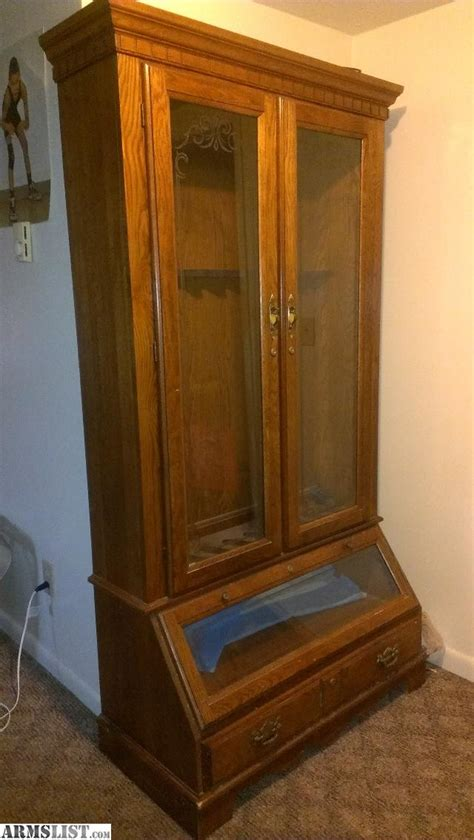 gun cabinets for sale cheap gun cabinets for sale armslist for sale pine gun cabinet