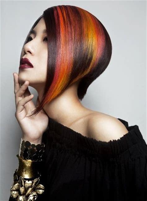 sculptured dimensional hair cut 357 best hair color images on pinterest hair dos short