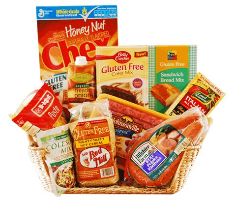 Gluten Free Pantry Products by Gluten Free Home Cooking