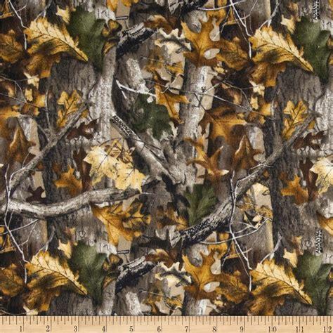 realtree camo fabric flannel 100 cotton print