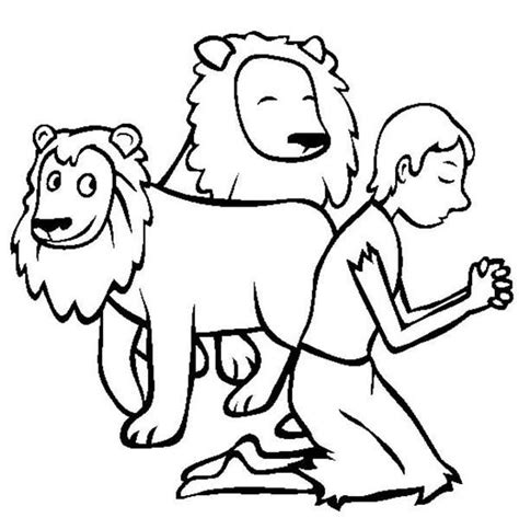 Daniel Praying Coloring Pages by Daniel Praying Pages Preschool Coloring Pages