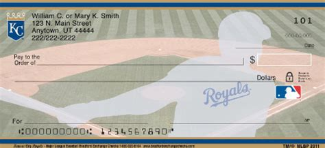 Kansas Background Check Kansas City Royals Mlb 174 Personal Checks
