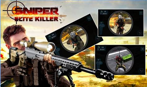 game elite killer mod apk sniper elite killer mod apk android free download