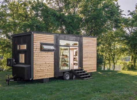 micro mini homes alpha tiny house new frontier tiny homes