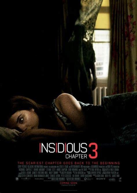 film insidious trama insidious cap 237 tulo 3 nuevos p 243 sters tr 225 iler y 191 algo de