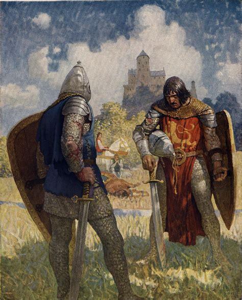 king s king arthur pikeknight