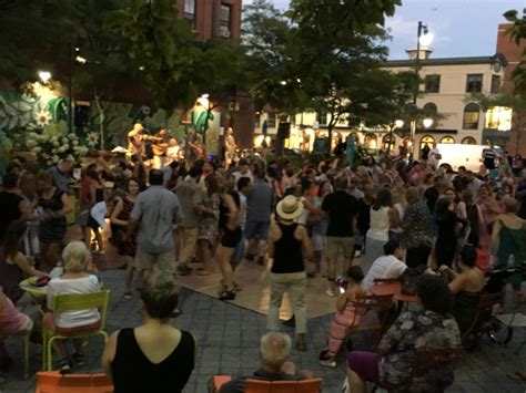 swing dance portland maine salsa in the square with pm salsa and primo cubano