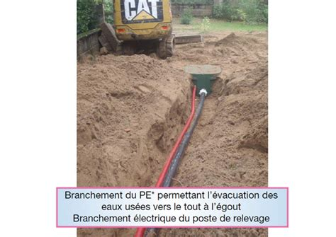 Raccordement Au Tout à L égout 3866 by Branchement Tout A L Egout Maison Design Apsip