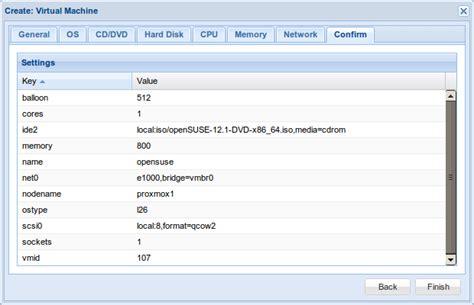 tutorial membuat vps server tutorial proxmox membuat vps berbasis kvm