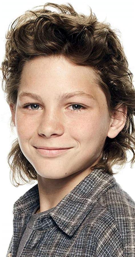young sheldon actor age montana jordan imdb