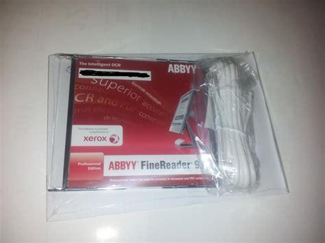 buy abbyy finereader  professional edition