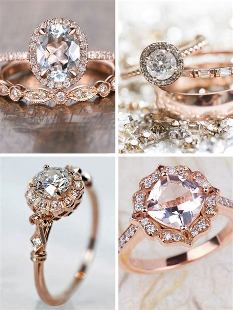 Gold Engagement Ring Designs Best Gold Engagement Rings by The 25 Best Modern Engagement Rings Ideas On