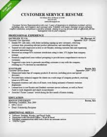 Best Resume Examples Reddit by Customer Service Representative Resume Sample