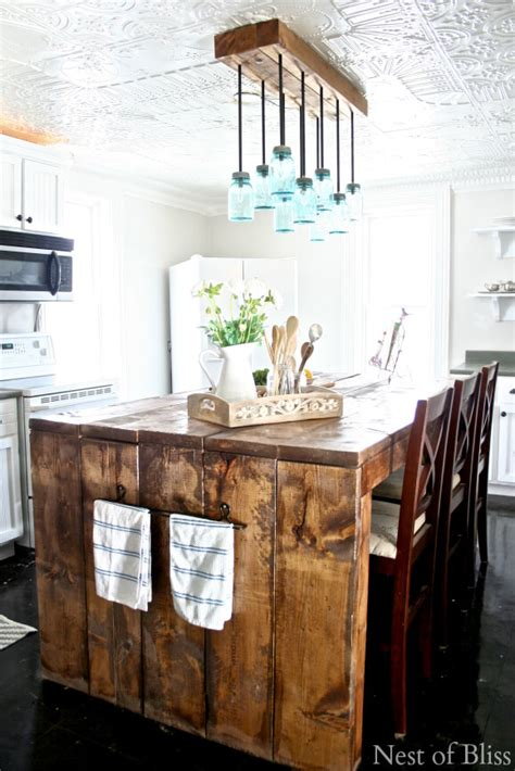 Farmhouse Kitchen Island Lighting Farmhouse Kitchen Ideas