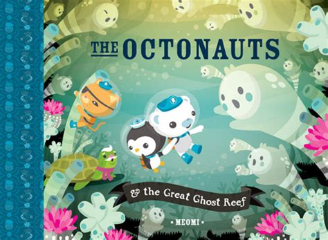 the octonauts underwater adventures box set books kawaii book the octonauts and the great ghost reef