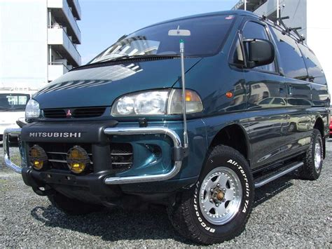 mitsubishi delica space gear mitsubishi delica space gear exceed 1995 used for sale