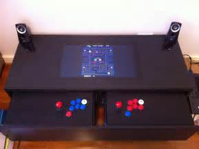Arcade Coffee Table How To Build Arcade Coffee Table Plan Pdf Plans